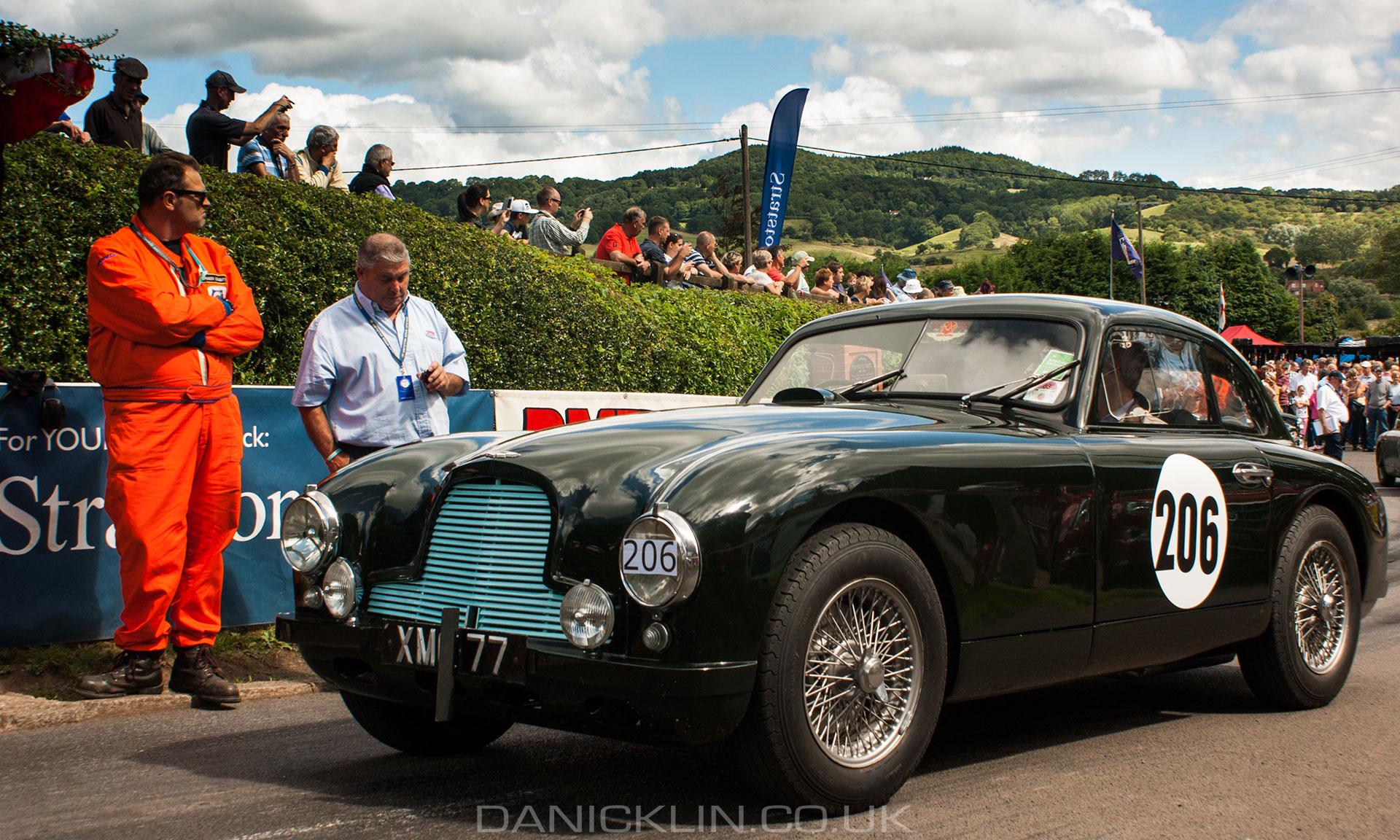 1950 Aston Martin DB2 VMF 65