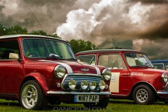 50th Aniversary of Mini Coppers S