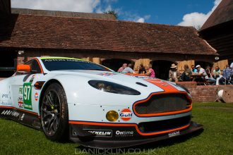 International endurance Vantage GTE
